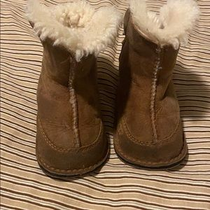 first pair of uggs